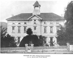 Main Building in 1904
