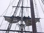 Unfurling the topsails