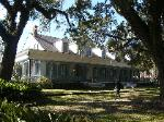 Cheyanne walks the grounds of the Myrtles Plantation (America's most haunted house)