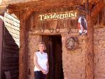 Cheyanne's Taxidermy Shop (only in the movies) Old Tucson